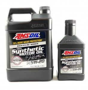 Signature Series Max-Duty Synthetic Diesel Oil 5W30